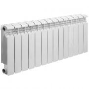 Алюминиевый радиатор Rifar Alum 350, 14 секций
