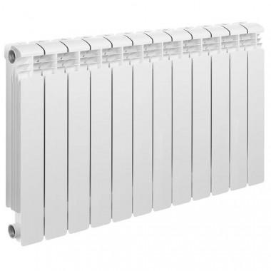 Алюминиевый радиатор Rifar Alum 500, 12 секций