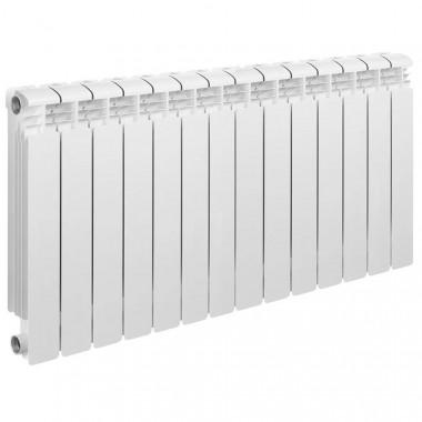 Алюминиевый радиатор Rifar Alum 500, 14 секций