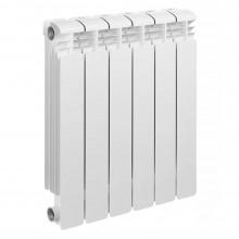 Алюминиевый радиатор Rifar Alum 500, 6 секций