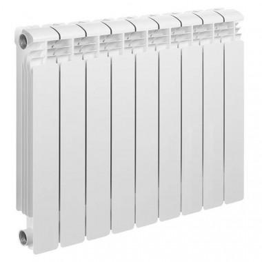 Алюминиевый радиатор Rifar Alum 500, 9 секций