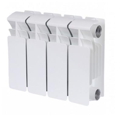 Биметаллический радиатор Rifar Base 200, 4 секции