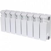 Биметаллический радиатор Rifar Base 200, 8 секций