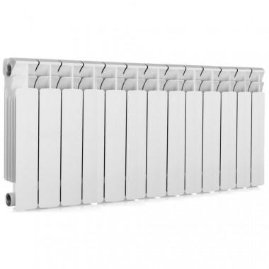 Биметаллический радиатор Rifar Base 350, 13 секций