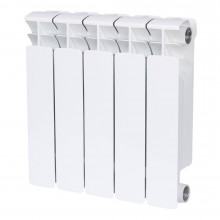 Биметаллический радиатор Rifar Base 350, 5 секций