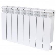 Биметаллический радиатор Rifar Base 350, 8 секций