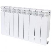 Биметаллический радиатор Rifar Base 350, 9 секций