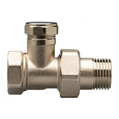 Клапан нижний Stout прямой 1/2 (арт. SVL 0001 000015)
