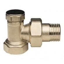 Клапан нижний Stout угловой 1/2 (арт. SVL 0002 000015)