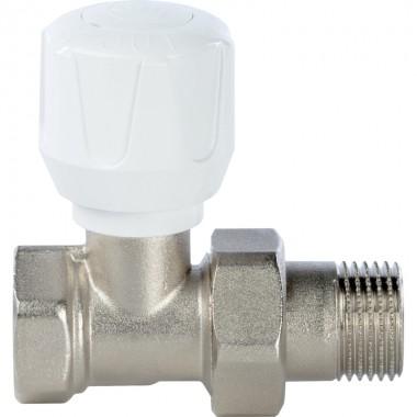 Кран STOUT ручной терморегулирующий прямой 3/4 (SVR 2122 000020)
