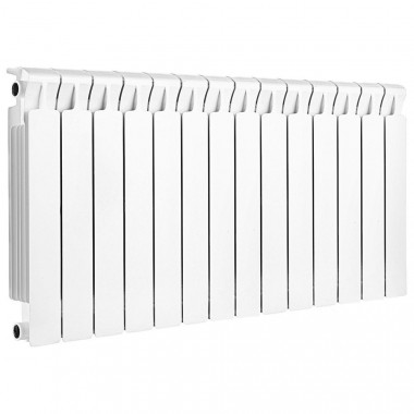 Радиатор биметаллический Rifar Monolit 500, 14 секций