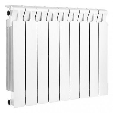 Радиатор биметаллический Rifar Monolit 500, 9 секций