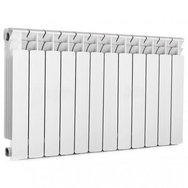Биметаллический радиатор Rifar Base 500, 12 секций