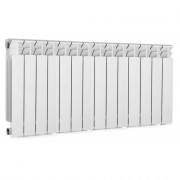 Биметаллический радиатор Rifаr Bаsе 500, 14 секций
