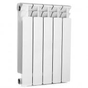 Биметаллический радиатор Rifаr Bаsе 500, 5 секций