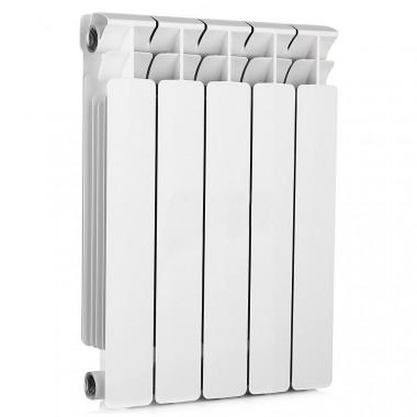 Биметаллический радиатор Rifar Base 500, 5 секций