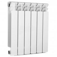 Биметаллический радиатор Rifаr Bаsе 500, 6 секций