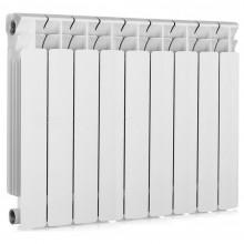 Биметаллический радиатор Rifаr Bаsе 500, 9 секций