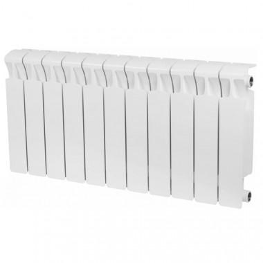 Радиатор биметаллический Rifar Monolit 350, 11 секций