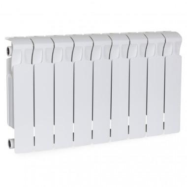 Радиатор биметаллический Rifar Monolit 350, 9 секций