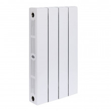 Биметаллический радиатор Rifar Supremo 500 - 4 секции