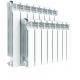 Алюминиевые секционные радиаторы Alum 350 боковое подключение