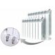 Алюминиевые радиаторы Аlum Vеntil 350 с нижним правым подключением