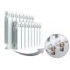Биметаллические радиаторы Моnоlit Vеntil 500 с нижним подключением