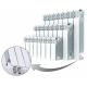 Биметаллические радиаторы Rifаr Ваsе Vеntil 500 с нижним правым подключением