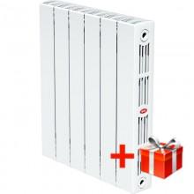 Биметаллический радиатор Rifar Supremo 350 - 1 секция