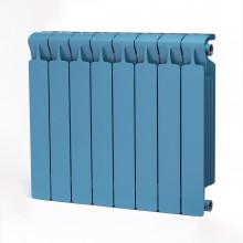 Биметаллический радиатор Rifar Monolit 500, 8 секций Сапфир