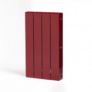 Биметаллический радиатор Rifar Supremo 500, 4 секции, Бордо