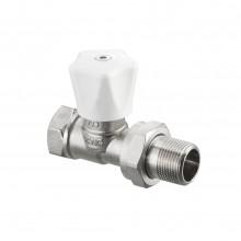 Ручной вентиль Oventrop (Овентроп) HR прямой 1/2 (арт 1190604)