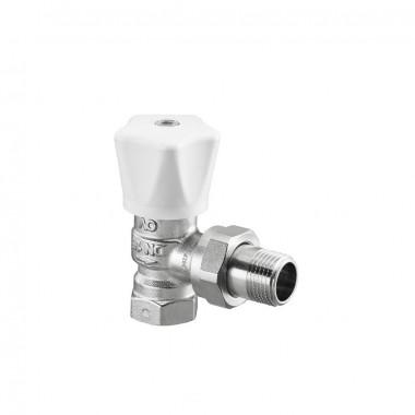 Ручной вентиль Oventrop (Овентроп) HR угловой 1/2 (арт 1190504)