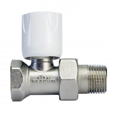 Вентиль Luxor easy RD 101 1/2'' ручной регулирующий линейный (арт. 11222100)